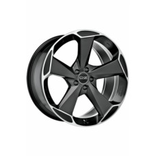 Диски O.Z-Racing Aspen-HLT 9,0х20 PCD:5x112 ET:30 DIA:66.5 цвет:Matt Black Diamond Cut