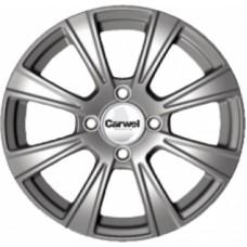 Диски LS-Wheels Йота-113 5,5х14 PCD:4x100 ET:42 DIA:67.1 цвет:SL