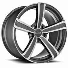 Диски O.Z-Racing Montecarlo-HLT 8,5х20 PCD:5x108 ET:45 DIA:75.0 цвет:Matt Dark Graphite Diamond Cut