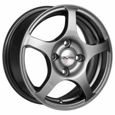 Диски LS-Wheels X-103 5,5х14 PCD:4x100 ET:45 DIA:67.1 цвет:HSB