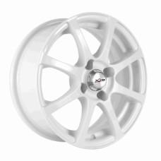 Диски Xtrike X-114 5,5х14 PCD:4x100 ET:35 DIA:67.1 цвет:W (белый)