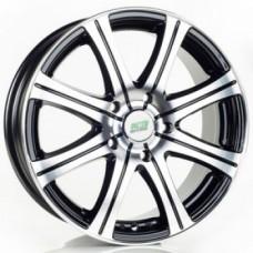 Диски LS-Wheels Y3163 5,0х13 PCD:4x114,3 ET:45 DIA:69.1 цвет:BFP