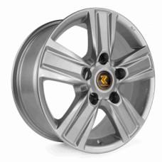 Диски Replikey RK-YH5061-Toyota 8,5х20 PCD:5x150 ET:60 DIA:110.5 цвет:S (серебро)