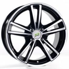 Диски LS-Wheels Y236 5,5х13 PCD:4x98 ET:35 DIA:58.6 цвет:BFP