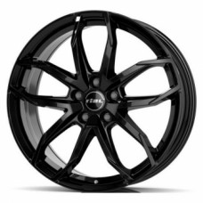Диски Rial Lucca 7,5х17 PCD:5x108 ET:45 DIA:70.1 цвет:Diamond Black
