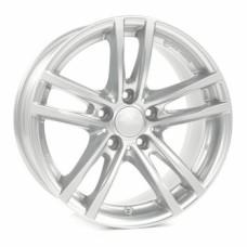 Диски Alutec X10 7,5х17 PCD:5x112 ET:27 DIA:66.5 цвет:polar silver