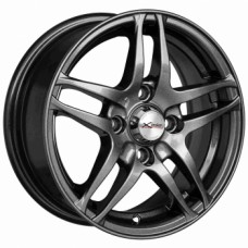 Диски LS-Wheels X-102 5,5х13 PCD:4x100 ET:40 DIA:67.1 цвет:HSB