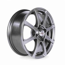Диски LS-Wheels X-114 5,5х14 PCD:4x100 ET:45 DIA:67.1 цвет:HSB