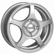 Диски LS-Wheels X-103 5,5х14 PCD:4x108 ET:43 DIA:63.4 цвет:HS
