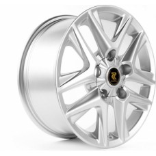 Диски Replikey RK-YH5057-Toyota 8,0х18 PCD:5x150 ET:60 DIA:110.5 цвет:S (серебро)