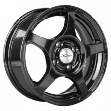Диски LS-Wheels X-103 5,5х14 PCD:4x100 ET:35 DIA:67.1 цвет:BK