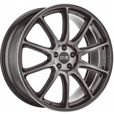 Диски O.Z-Racing Hyper-XT-HLT 10,5х20 PCD:5x112 ET:41 DIA:66.6 цвет:Star Graphite Diamond Lip