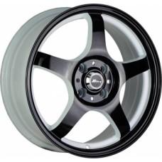 Диски LS-Wheels AF-05 6,5х16 PCD:5x112 ET:33 DIA:57.1 цвет:W+B