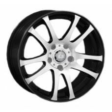 Диски LS-Wheels 283 7,0х16 PCD:5x114,3 ET:40 DIA:73.1 цвет:BKF (черный)