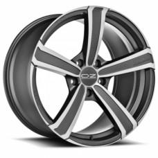Диски O.Z-Racing Montecarlo-HLT 11,5х20 PCD:5x130 ET:59 DIA:71.6 цвет:Matt Dark Graphite Diamond Cut