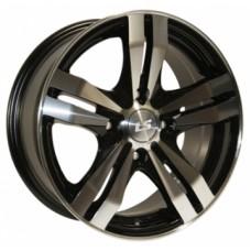 Диски LS-Wheels 142 6,5х16 PCD:5x114,3 ET:40 DIA:73.1 цвет:BKF (черный)