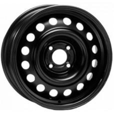 Диски Trebl X40020 6,5х16 PCD:5x114,3 ET:35 DIA:67.1 цвет:BL (черный глянцевый)