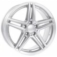 Диски Alutec M10X 7,5х17 PCD:5x112 ET:53 DIA:66.5 цвет:polar silver