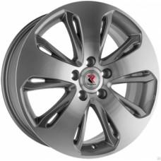 Диски Replikey RK0048-Land-Rover 9,5х20 PCD:5x120 ET:48 DIA:72.6 цвет:GMF (темно-серый,полировка)