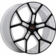 Диски Yokatta MODEL-19 6,5х16 PCD:5x112 ET:50 DIA:57.1 цвет:W+B
