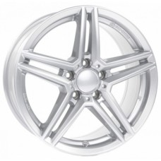 Диски Alutec M10 7,5х16 PCD:5x112 ET:45,5 DIA:66.5 цвет:polar silver