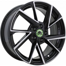 Диски Replica-Top-Driver-SS VW12 6,5х16 PCD:5x112 ET:46 DIA:57.1 цвет:GMF (темно-серый,полировка)