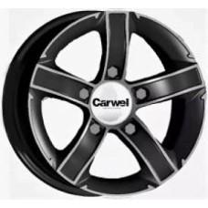 Диски Carwel Зета-119 6,5х15 PCD:5x139,7 ET:40 DIA:98.0 цвет:SL