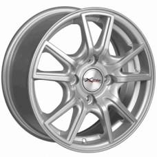 Диски LS-Wheels X-104 6,0х14 PCD:5x100 ET:38 DIA:67.1 цвет:HS