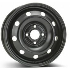 Диски KFZ 5995 5,5х14 PCD:4x100 ET:43 DIA:60.1 цвет:Black