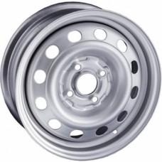 Диски Trebl 6355 5,5х14 PCD:4x108 ET:37,5 DIA:63.3 цвет:S (серебро)