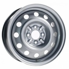 Диски LS-Wheels X40038 5,5х15 PCD:4x100 ET:43 DIA:60.1 цвет:S (серебро)