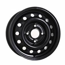 Диски Тзск Volkswagen-Polo 6,0х15 PCD:5x100 ET:38 DIA:57.1 цвет:черный-глянец