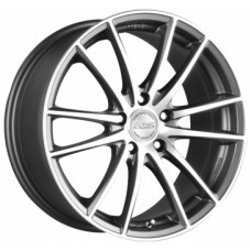 Диски Racing-Wheels H-498 7,0х17 PCD:5x112 ET:45 DIA:66.6 цвет:DDN F/P