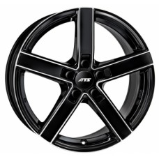 Диски ATS Emotion 8,0х18 PCD:5x114,3 ET:35 DIA:70.1 цвет:Diamant Black Front Polished