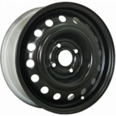 Диски Trebl X40047 6,0х16 PCD:5x112 ET:48 DIA:57.1 цвет:BL (черный глянцевый)
