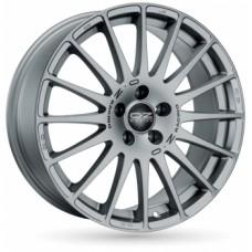 Диски O.Z-Racing Superturismo-GT 8,0х18 PCD:5x112 ET:50 DIA:75.0 цвет:Grigio Corsa Black Lettering