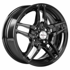 Диски LS-Wheels X-102 5,5х13 PCD:4x100 ET:40 DIA:67.1 цвет:BK