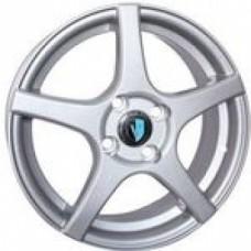 Диски Tech-Line Venti-1510 6,0х15 PCD:4x100 ET:48 DIA:54.1 цвет:SL