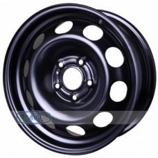 Диски Magnetto 16007-AM-Nissan-Juke-Qashqai 6,5х16 PCD:5x114,3 ET:40 DIA:66.1 цвет:BL (черный глянцевый)