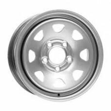 Диски Dotz Dakar 7,0х16 PCD:6x139,7 ET:36 DIA:106.1 цвет:S (серебро)