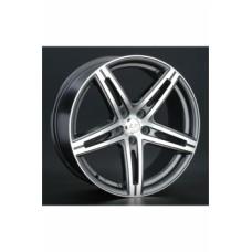 Диски LS-Wheels 288 8,0х18 PCD:5x108 ET:45 DIA:73.1 цвет:GMF (темно-серый,полировка)