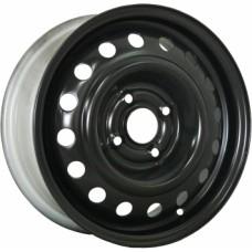 Диски LS-Wheels X40923P 6,0х15 PCD:4x100 ET:46 DIA:54.1 цвет:BL (черный глянцевый)