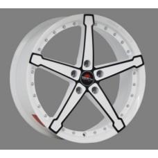 Диски Yokatta MODEL-10 6,5х16 PCD:5x112 ET:42 DIA:57.1 цвет:W+B