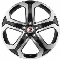 Диски Replikey RK-L30A-Nissan 7,0х18 PCD:5x114,3 ET:40 DIA:66.1 цвет:BKF (черный)