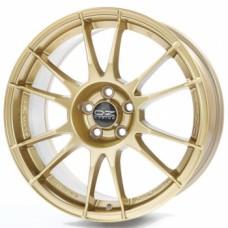 Диски O.Z-Racing Ultraleggera 8,0х17 PCD:5x114,3 ET:48 DIA:75.0 цвет:Gold