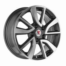 Диски Replikey RK-L30F-Nissan 7,0х17 PCD:5x114,3 ET:47 DIA:66.1 цвет:GMF (темно-серый,полировка)
