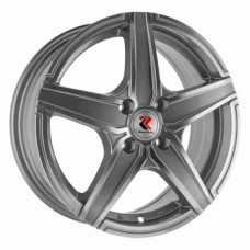 Диски Replikey RK5087-Chevrolet 6,0х15 PCD:5x105 ET:39 DIA:56.6 цвет:GMF (темно-серый,полировка)