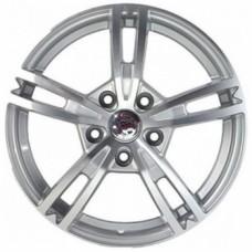 Диски NZ SH672 6,5х16 PCD:5x112 ET:42 DIA:57.1 цвет:SF (серебро,полировка)