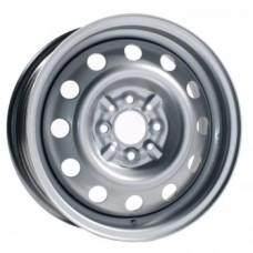 Диски Trebl X40050 6,5х16 PCD:4x100 ET:49 DIA:60.1 цвет:S (серебро)