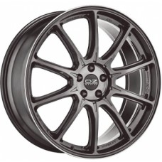 Диски O.Z-Racing Hyper-XT-HLT 9,0х20 PCD:5x112 ET:30 DIA:79.0 цвет:Star Graphite Diamond Lip